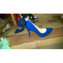 ladies blue heels shoes in kenya