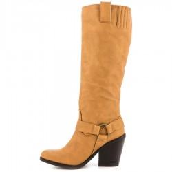 ladies brown leather heels in kenya