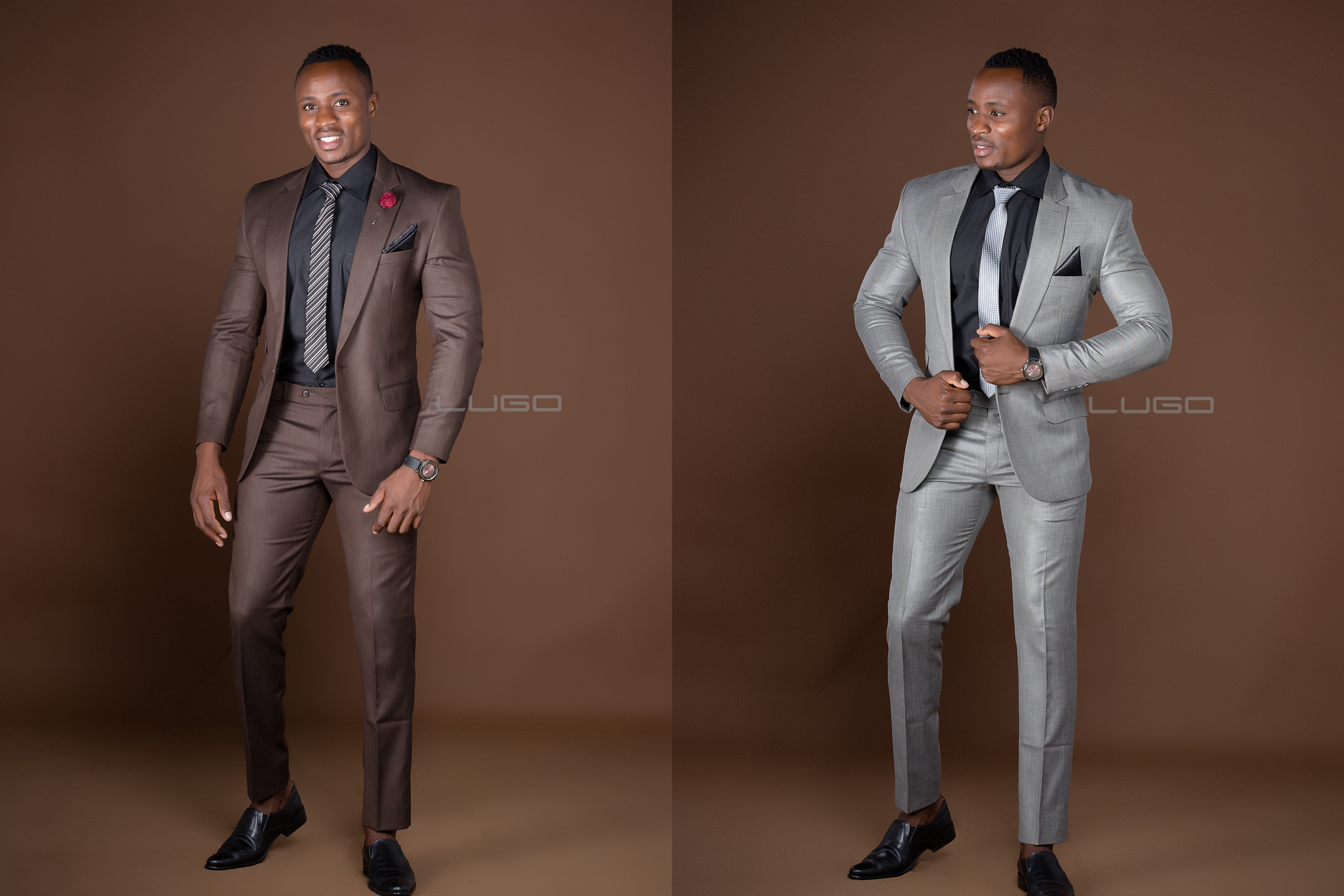 Look good in our custom made suits